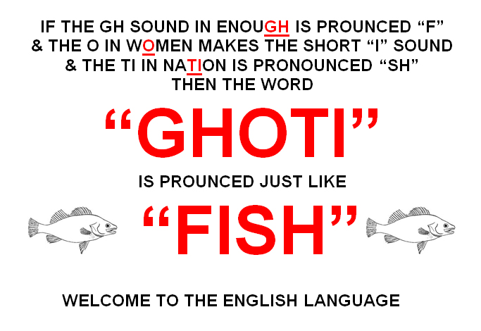 english-pronounciation