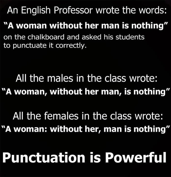 punctuation-is-powerful