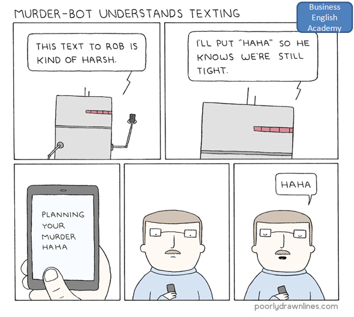 Funny MurderBot BEAtag