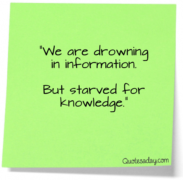 we-are-drowning-in-information