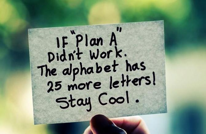 if-plan-a-didn-t-work