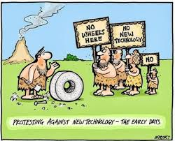protesting-against-new-technology